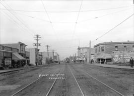 Main and 26th Ave. [looking north], Vancouver, B.C.