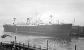 M.S. Harmac Westminster [at dock]