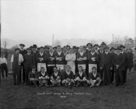 South Hill Army and Navy Football Club