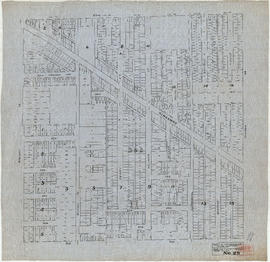 Sheet No. 28 [Victoria Drive to Twenty-second Avenue  to Knight Street to Thirty-first Avenue]