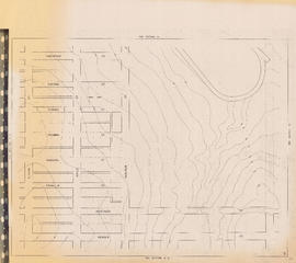 Sheet 1C [South portion of Exhibition Park to Cambridge Street to Slocan Street]
