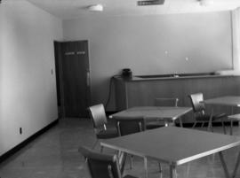 Construction of new office building: completed Coffee Room