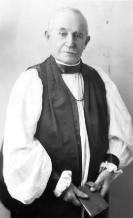 Rev. A.M. Hubly, Bishop of the Reformed Episcopal Church, B.C.