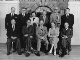 The 1954 Vancouver Board of Park Commissioners