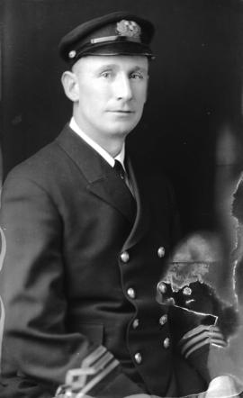 "[Portrait of Capt. N.W. Thompson of the C.P.R. ship ""Princess Maquinla""]"