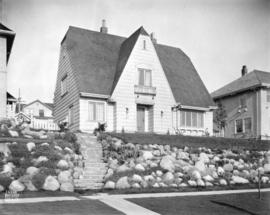 [Photograph of house at 4970 Marguerite St., Vancouver BC]