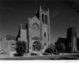 St. Andrew's-Wesley United Church, 1012 Nelson Street