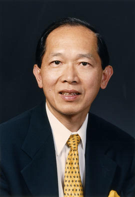 Portrait of Don Lee