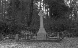Stanley Park, Chehalis Cross Memorial