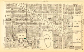 Sheet 7 : Clark Drive to Slocan Street and Seventh Avenue to Eighteenth Avenue