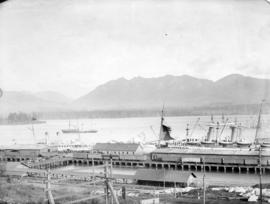 Burrard Inlet, Vancouver, B.C.