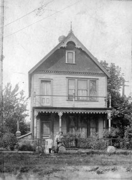 Family home of Mr. William Sumner, 605 West 8th Avenue