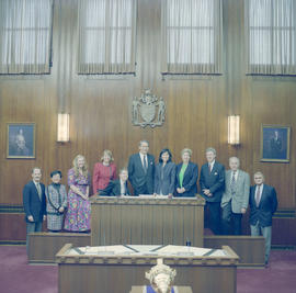 City Council group portrait