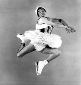 Ice Capades International 1967 : John Labrecque : [publicity photo]