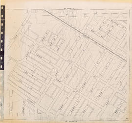 Sheet 4C [Spencer Street to 29th Avenue to Slocan Street to Kingsway Avenue]