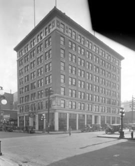[Pacific Building at 744 West Hastings Street]
