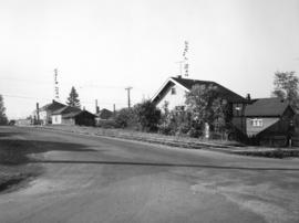 Slocan Street, west side, 7th to 8th Avenues, view southwest