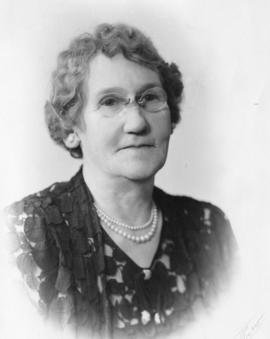 [Mrs. John A. MacMillan (nee Margaret Jane Thompson)]