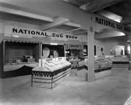 National Egg Show display