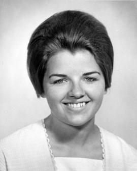 Judy Fiske, Miss White Rock, '64 : [portrait]