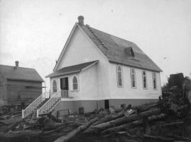 St. Andrew's Presbyterian Church, Sixth Street and Keith Road [North Vancouver]