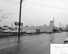 Shopping centre, Duncan B.C. : facing n.e., no. 1