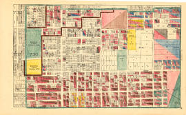 Sheet 12 :  Prince Edward Street to Bruce Street and Forty-seventh Avenue to Fifty-eighth Avenue