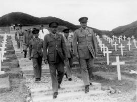Sai Wan Bay War Cemetery, Canadian Liaison Mission to Japan