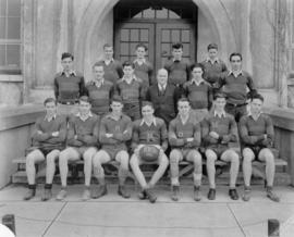 [Kitsilano High School Rugby Team]