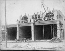 "The C.P.R. ""Vancouver Opera House,"" on Granville St. adjoining C.P.R. ""Vancouver H..."