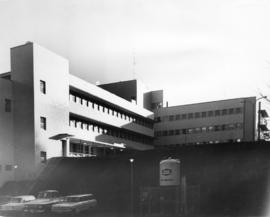 [Job no. 888 : Cowichan District Hospital, Duncan B.C.]