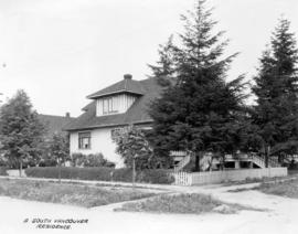 A South Vancouver Residence [near 45th Avenue and St. George Street]
