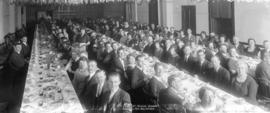 G.A. Club 1st Annual Banquet Dominion Hall Nov. 20th 1924