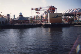 View of Expo Site from boat cruise