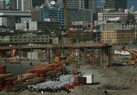 Cambie Bridge Construction [33 of 76]