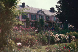 Gardens - Europe - France : Giverny, Monet house
