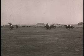 Polo Game for BC Challenge Trophy, June 20, 1928