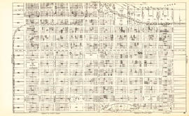 Sheet 16 : Maple Street to Oak Street and False Creek to Sixteenth Avenue