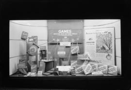 B.C.E.R. Co. Display Dept. - Woods Games
