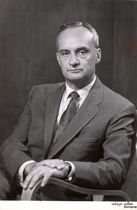 John Bene, Weldwood of Canada, Chairman of the Board
