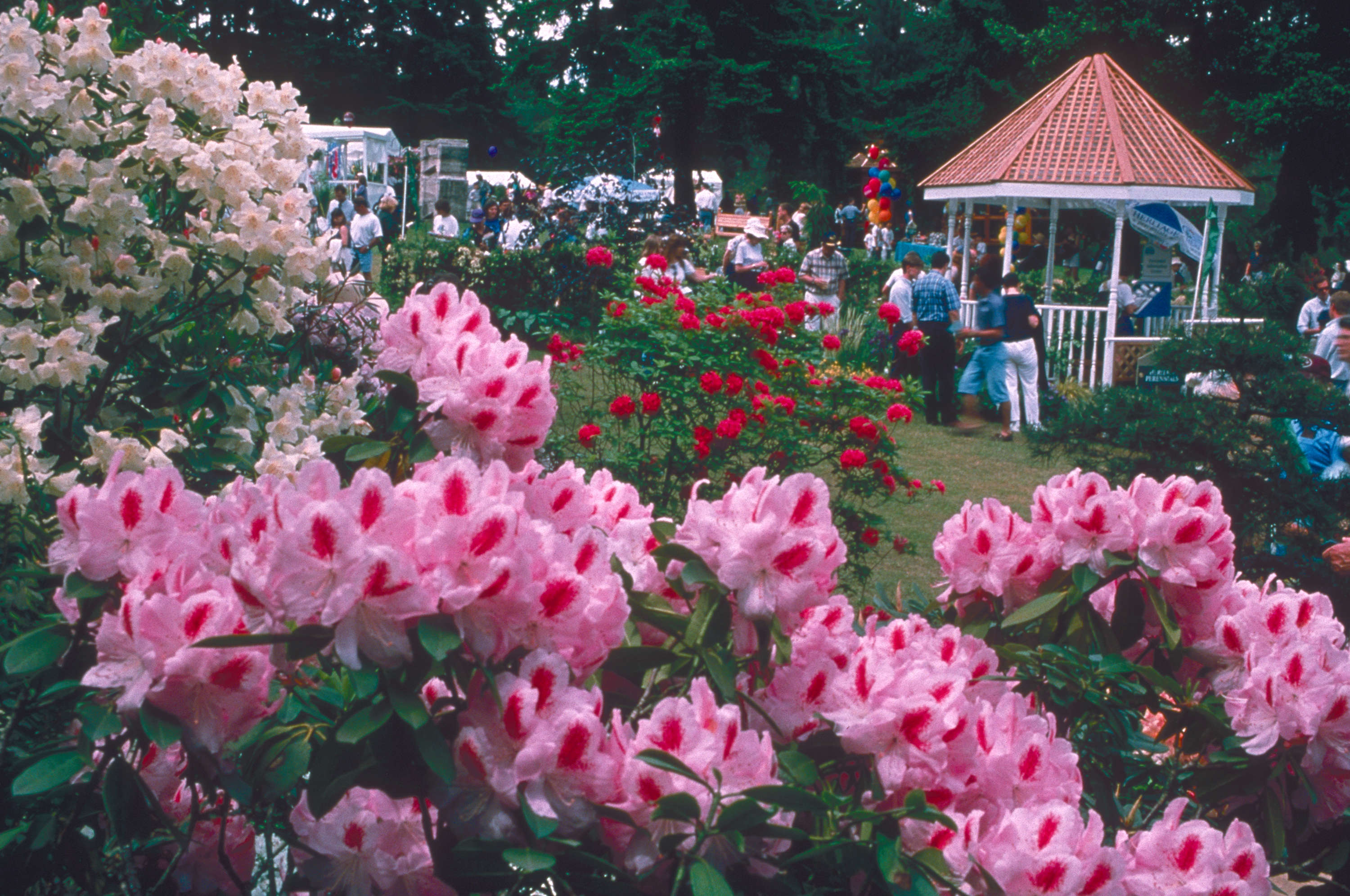 special events : garden show - city of vancouver archives