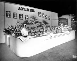 Aylmer display of food products