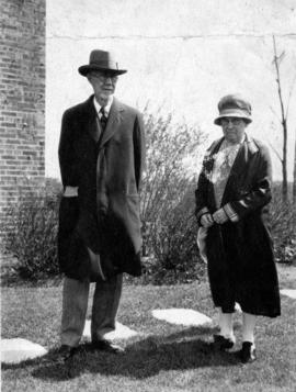 [Eugene Cooley and Kate Taylor Cooley]