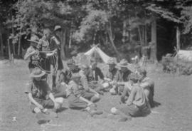 Camp Byng Boy Scouts