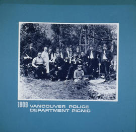 Vancouver Police Department picnic