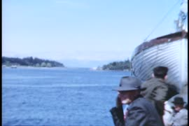 Nanaimo to Vancouver [and Vancouver tourist attractions]
