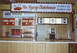 The Frying Dutchman concession