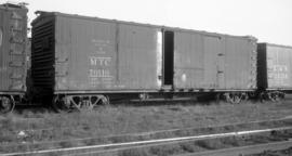 [Boston and Maine Railway Box]car [#]MTC [70110]