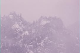 """Lost Mine"" - Pitt Lake Snowy Mtns [mountains], clouds, fun shots, MC [Michael Collier]..."