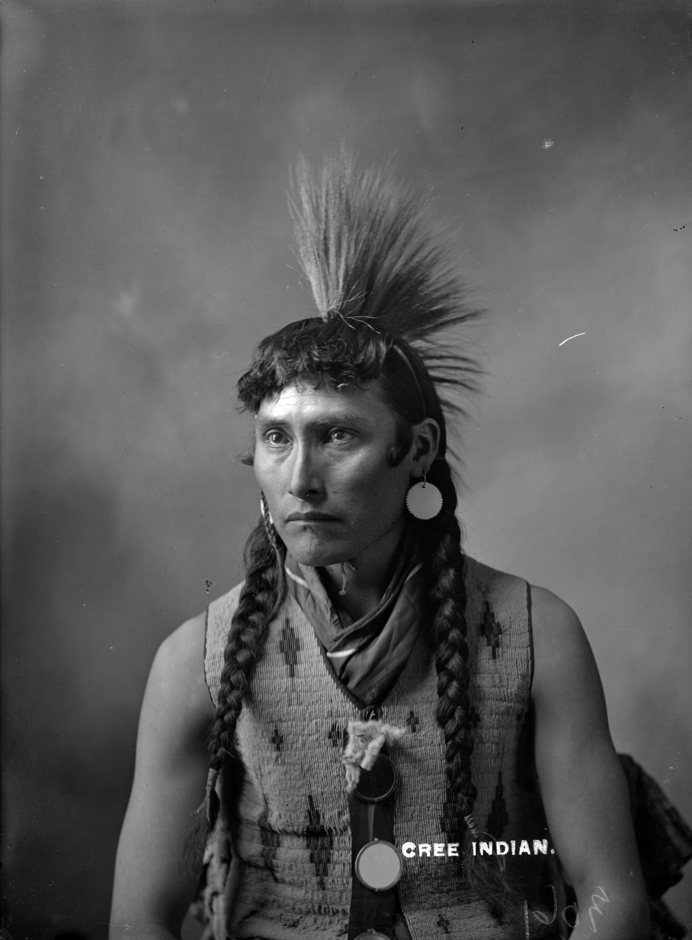 Cree Indian City Of Vancouver Archives